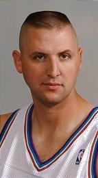 flattop haircut....Greg Ostertag