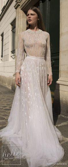 MYOR Brides Wedding Dress Collection 2018 - ADELE Dress