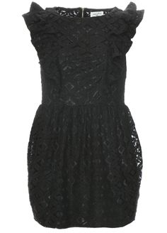 Black Paloma Dress (yeah,if I was tiny I would so wear this !)