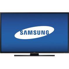 "Samsung - 40"" Class (40"" Diag.) - LED - 2160p - Smart - 4K Ultra HD TV - Black - Larger Front"
