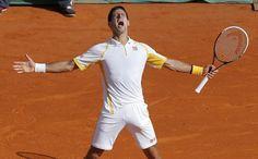 Novak Djokovic, Monte Carlo 2013 Champion
