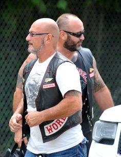 Hells Angels, Motorcycle Clubs, Bikers, Quebec, Montreal, Den, Pitbulls, Motivational, Motorcycles