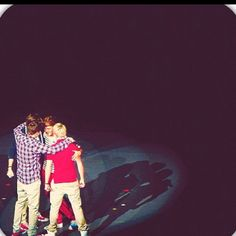 One Direction. I really wanna be in that group hug