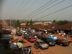 Asaba road.