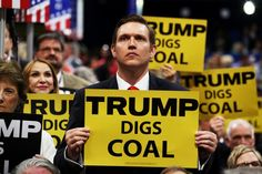 Coal jobs are not coming back, no matter what Trump says, and Republicans are starting to admit it