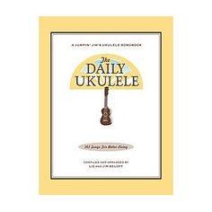 Hal Leonard The Daily Ukulele Songbook (Fakebook) (Standard)