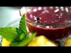 Sült alma, bodzabogyóleves - Borbás Marcsi szakácskönyve (2019.09.08.) - YouTube Pudding, Desserts, Youtube, Food, Tailgate Desserts, Deserts, Custard Pudding, Essen, Puddings