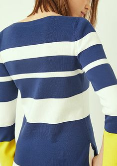 W Concept 18th, Concept, Pullover, Knitting, Spring, Sweaters, Fashion, Moda, Tricot