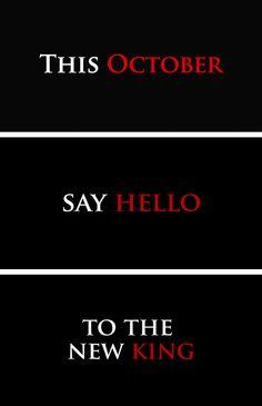 HELL YEAH!!!!!!!!! <3 <3 DEAN WINCHESTER NEW KING <3 #Dean #Supernatural #SEASON10