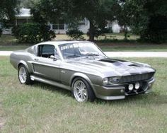`67 Shelby