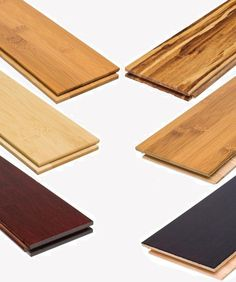 Bamboo flooring is an eco-friendly option if you want to go green.