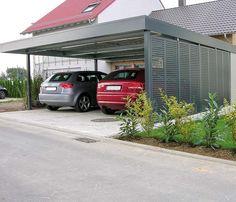 Carport Bilder von realisierten Carport Projekten