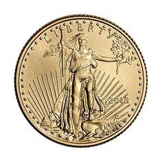 2018 American Gold Eagle (1/10 oz) ... https://www.amazon.com/dp/B079K4XFRC/ref=cm_sw_r_pi_dp_U_x_0RCPAbQX33YK0