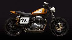 Kawasaki W650/W800 Top 5 Customs @ BikeExif