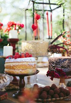 Mesa de doces - decoração de casamento boho ( Decoração: Tais Puntel | Foto: Duo Borgatto )