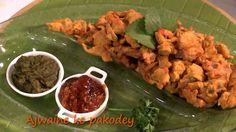 Ajwaine ke Pakodey-Carom Fritters HOLI Special