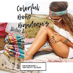 Summer style accessories 💗 Boho Bandeau haarband | infinity scarf. Easy wear, comfort, fashionabel, sunprotection, beachhair... #accessories #bohobandeau #headband #beachhair Boho, Beach Hair, Easy Wear, Bikinis, Swimwear, Fashion Accessories, Summer, How To Wear, Style