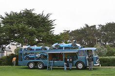 1960 Fiat Bartoletti Race Transporter