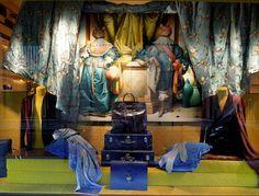 Hermes Paris window display