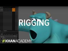 Welcome to rigging | Rigging | Computer animation | Khan Academy - YouTube