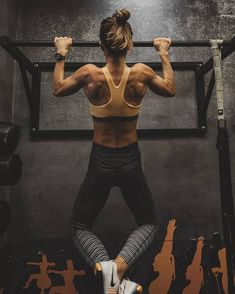 Maybe someday I can do a pull up all by myself.... #Femalefitness