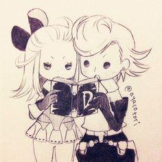 Edea & Ringabel