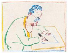 James Joyce - Wolf Erlbruch