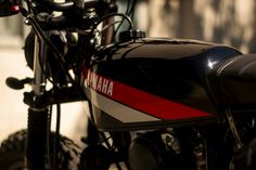 Tw Yamaha by Lost Mechanics Tw Yamaha, Darth Vader, Lost, Fictional Characters, Fantasy Characters