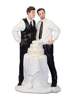 Hochzeitspaar Schwules Brautpaar Hochzeit Tortenfigur Deko Männerhochzeit Figur