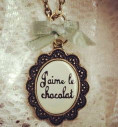 J'aime le chocola