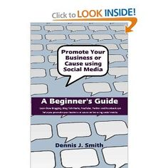 Promote your Business or Cause using Social Media is a handbook for beginner's interested in using social media to grow a small business or take any cause to the internet. Learn how to create a blog, start a blog radio show, upload videos to YouTube, Tweet on Twitter and build a fan page on Facebook with social apps and even eCommerce. - Learn how to add a shopping cart to your Facebook fan page and sell product right from your fan page. - Learn how to get your own personal Facebook URL…