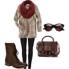 """ready for winter"" by addiwood on Polyvore"