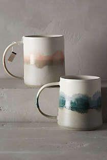 Anthropologie - Reflected Landscape Mug