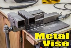 Long before I made my first woodworking project I learned to weld. I've never owned a welder but for the past 14 or so years I've always had access to a welder. Before I moved to the city where I l...