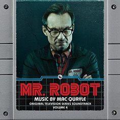 Mr. Robot Volume 4 Soundtrack Mac Quayle