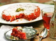 According to Nawal Nasrallah in her Delights from the Garden of Eden, the recipe for this carrot cake was found in a tenth-century Baghdadi cookbook. Well, the recipe may go back to medieval…