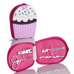 Kit Manicure Cupcake  | iBacana