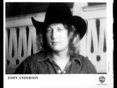 A John anderson swinging just