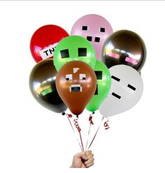 Image result for minecraft balloons