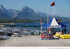 Visit Patra beach, Turkey