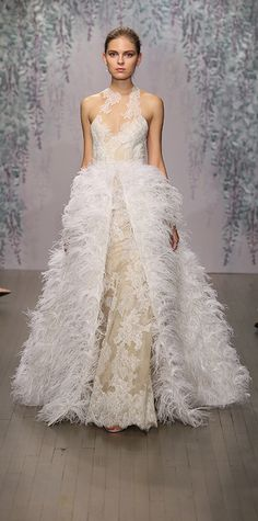 Our Favorite Fall 2016 Wedding Dresses From Bridal Fashion Week
