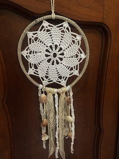 Filtro de Sonhos Crochet
