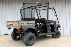 New 2017 Kawasaki Mule 4010 Trans 4X4 ATVs For Sale in Texas. 2017 KAWASAKI Mule 4010 Trans 4X4, Here at Louis Powersports we carry; Can-Am, Sea-Doo, Polaris, Kawasaki, Suzuki, Arctic Cat, Honda and Yamaha. Want to sell or trade your Motorcycle, ATV, UTV or Watercraft call us first! With lots of financing options available for all types of credit we will do our best to get you riding. Copy the link for access to financing. http://www.louispowersports.com/financeapp.asp With HUNDREDS of…