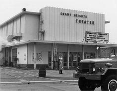 Grant Heights Theater, Narimasu, Tokyo, Japan.