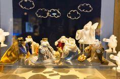 """Presépio """"O Natal do Mill"""" realizado pela Família Quinteiro para a exposição """"Sagrada Família, Família Sagrada"""""""