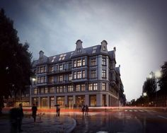 CGarchitect - Professional 3D Architectural Visualization User Community | Apartment House
