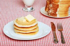 Creative Breakfast Dish: Root Beer Pancakes