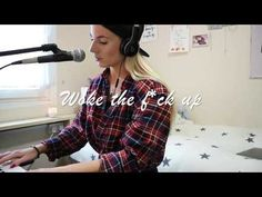 Woke the f*ck up | Jon Bellion cover | Christina Orchard - YouTube #youtube #youtubechannel #coversong #cover #songcover #jonbellion #fashion #beats #piano #singer #singersongwriter #london