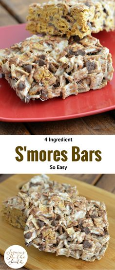 4 Ingredient S'mores
