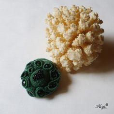 Brož Smaragdový les Earrings, Jewelry, Ear Rings, Stud Earrings, Jewlery, Jewerly, Ear Piercings, Schmuck, Jewels